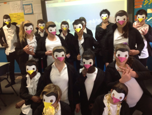 5/6A Penguins