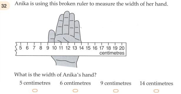 Measurement - length 1